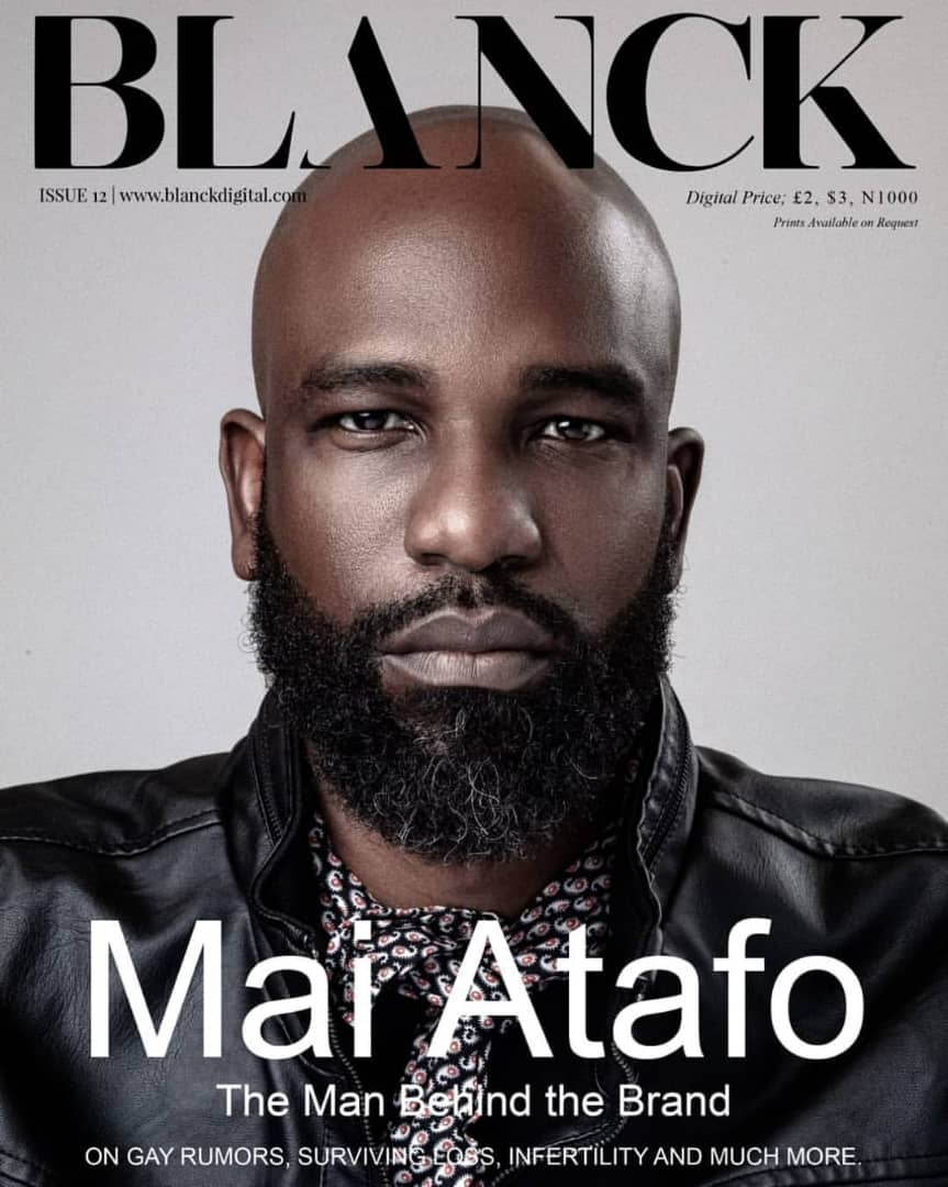 Mr Mai Atafo